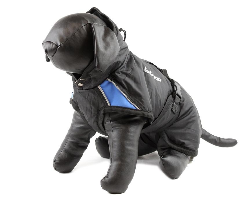 Non-stop Dogwear Bunda Outdoorová Černá Velikost: 30 + ponožky pro páníčky ZDARMA