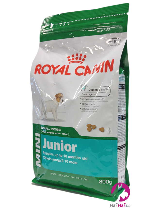 Royal Canin Mini Junior 800 g