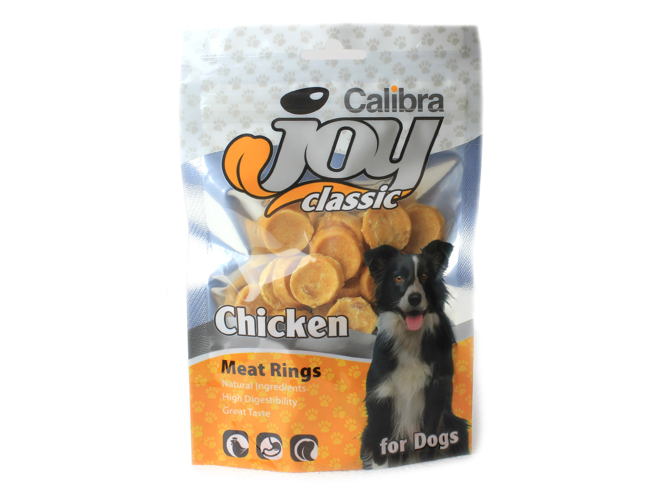 Calibra Joy Chicken Rings 80 g