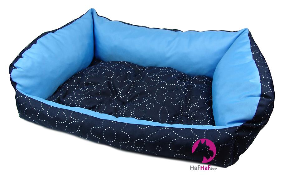 Hafhaf-shop Pelech Modrý Velikost: S