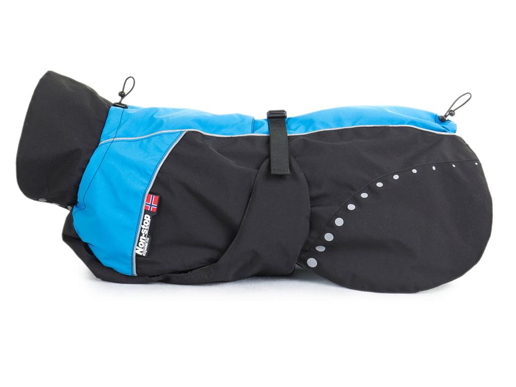 Non-stop Dogwear Bunda Alpha Pro Modrá Velikost: 24