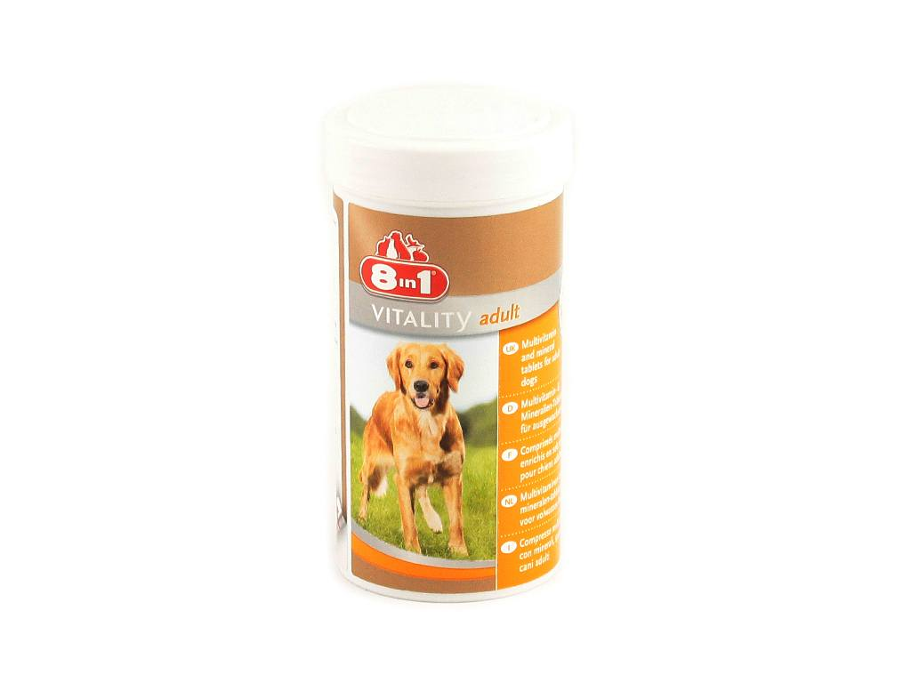 8in1 Pet Products Multivitamíny 70 tbl