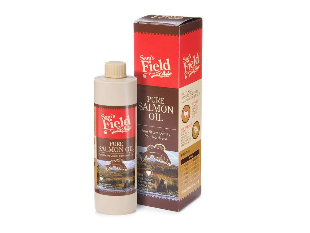 SAM'S FIELD Lososový olej 150 ml