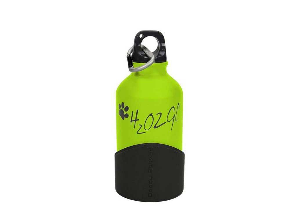 H2O2GO Cestovní Láhev 350 ml Zelená