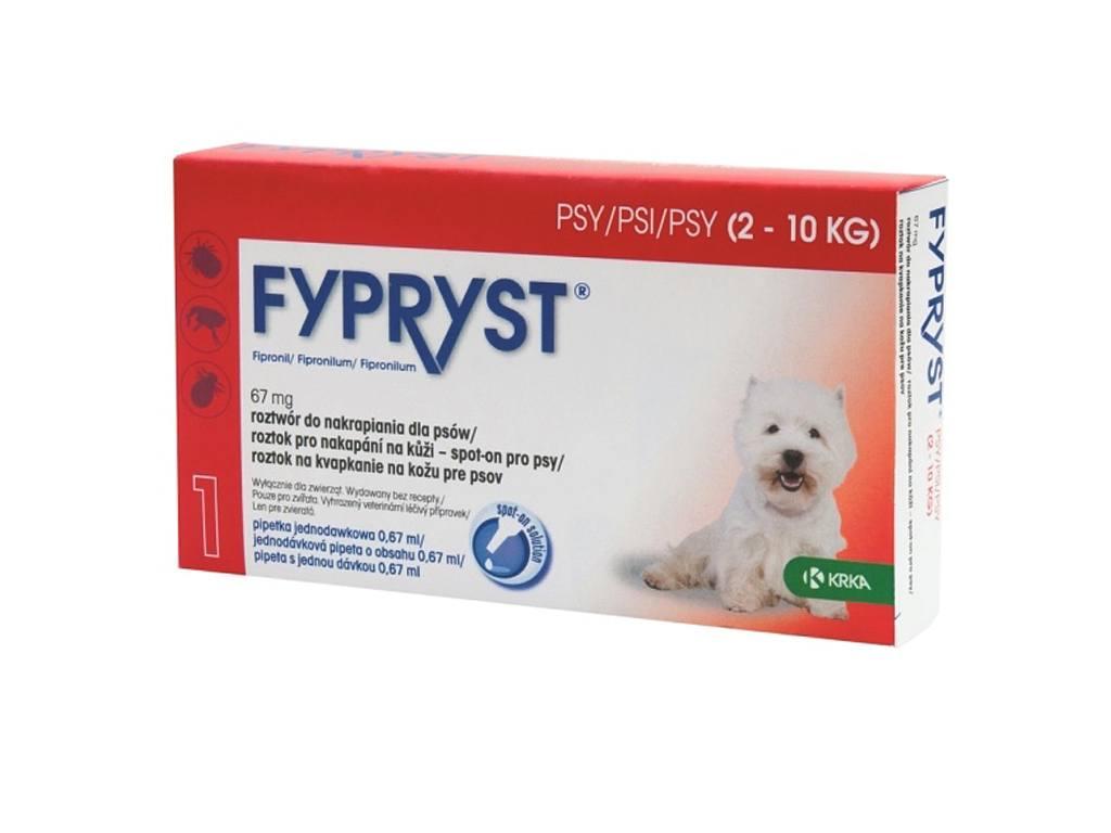 FYPRYST spot-on 1 x 0.67 ml