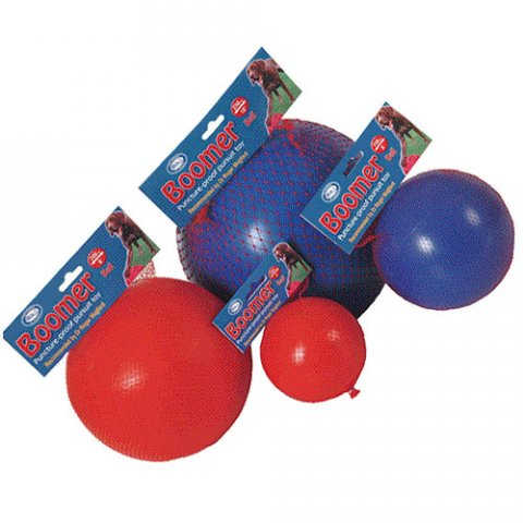 Hračka pro psa - míč BOOMER Ball 4