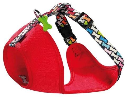 Postroj BOBBY pro psy Carnaval - hrudní XS