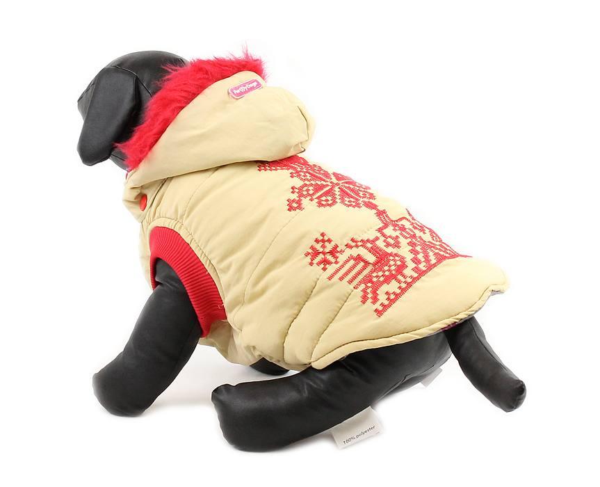 Zimní bunda pro psy a fenky FOR MY DOGS 14/M