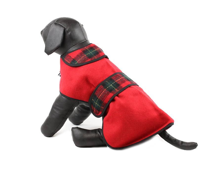 Zimní kabátek pro psy ALEX GRIFFIT COSIPET Velikost: 14/M