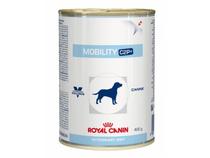 Veterinary Diet Dog Mobility C2P+ Can