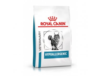 Veterinary Health Nutrition Cat Hypoallergenic
