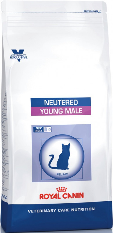 Veterinary Care Cat Neutered Young Male Balení: 10kg