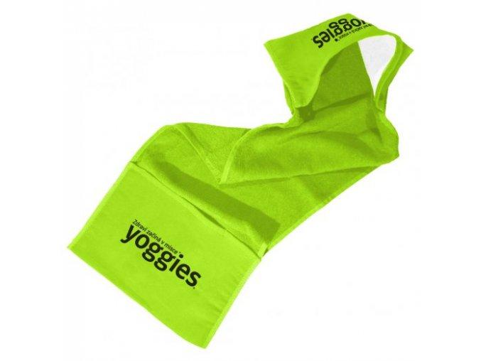 originalni rucnik yoggies pro psy