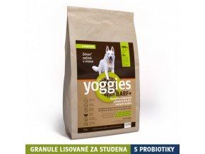 1583 5kg barf priloha k syrovemu masu lisovana za studena s probiotiky yoggies