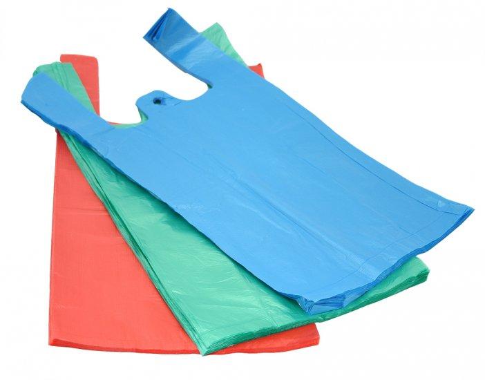 HDPE tašky - košilky (3,4,5,10,15) kg