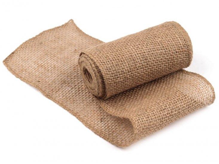 Jutové a kokosové textilie