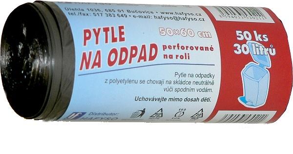 HDPE sáčky do košů - standard
