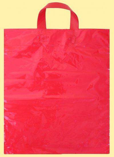 LDPE - Igelitové tašky - jednobarevné