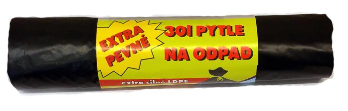 LDPE sáčky do košů - extra pevné