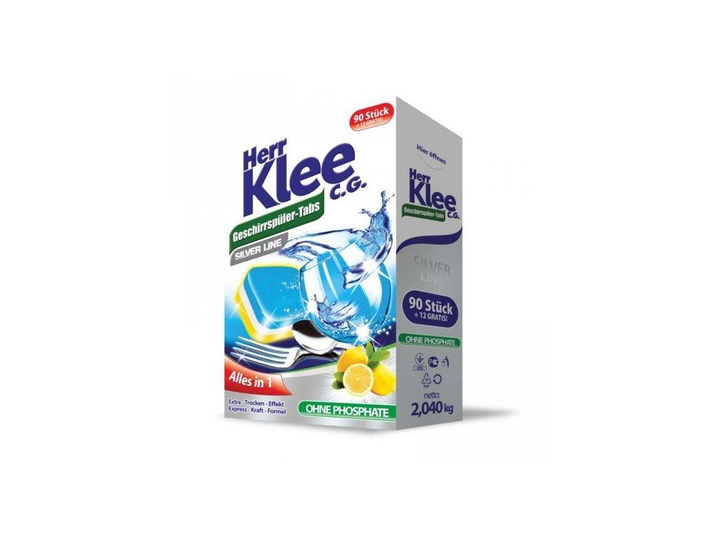 tablety do mycky klee 102ks