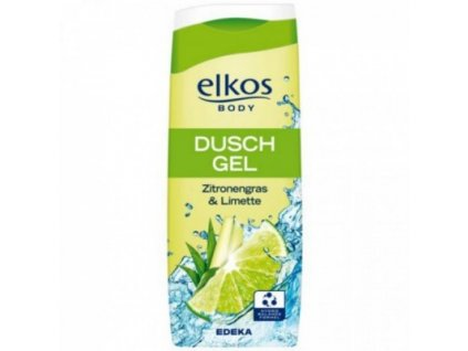 sprchovy gel elkos citron 300 ml