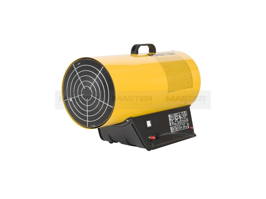 mobile gas heaters BLP 53 M