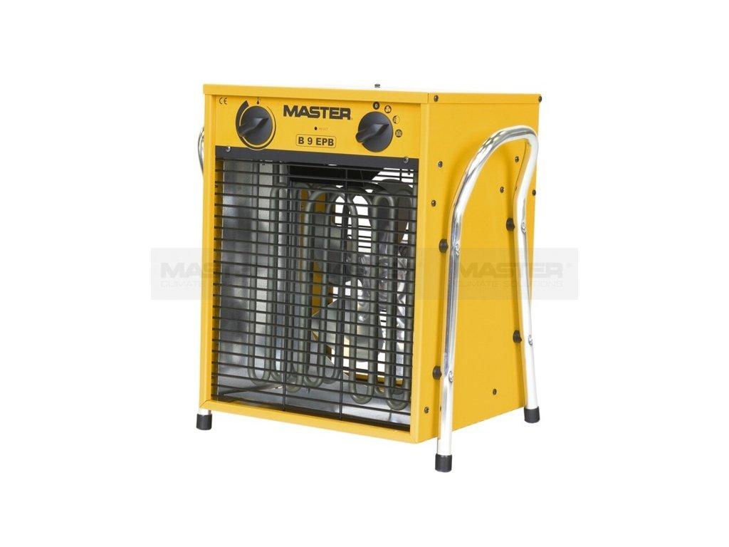 mobile electric fan heaters B 9 EPB