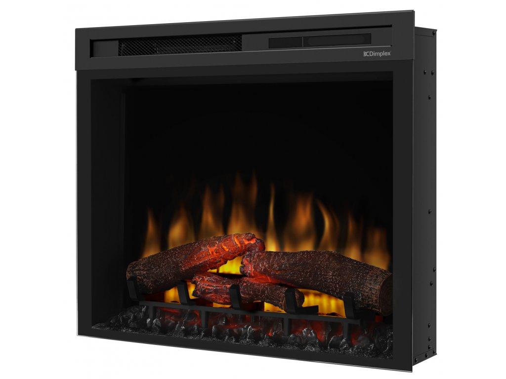 Dimplex XHD28L Electric Firebox AngledLeft