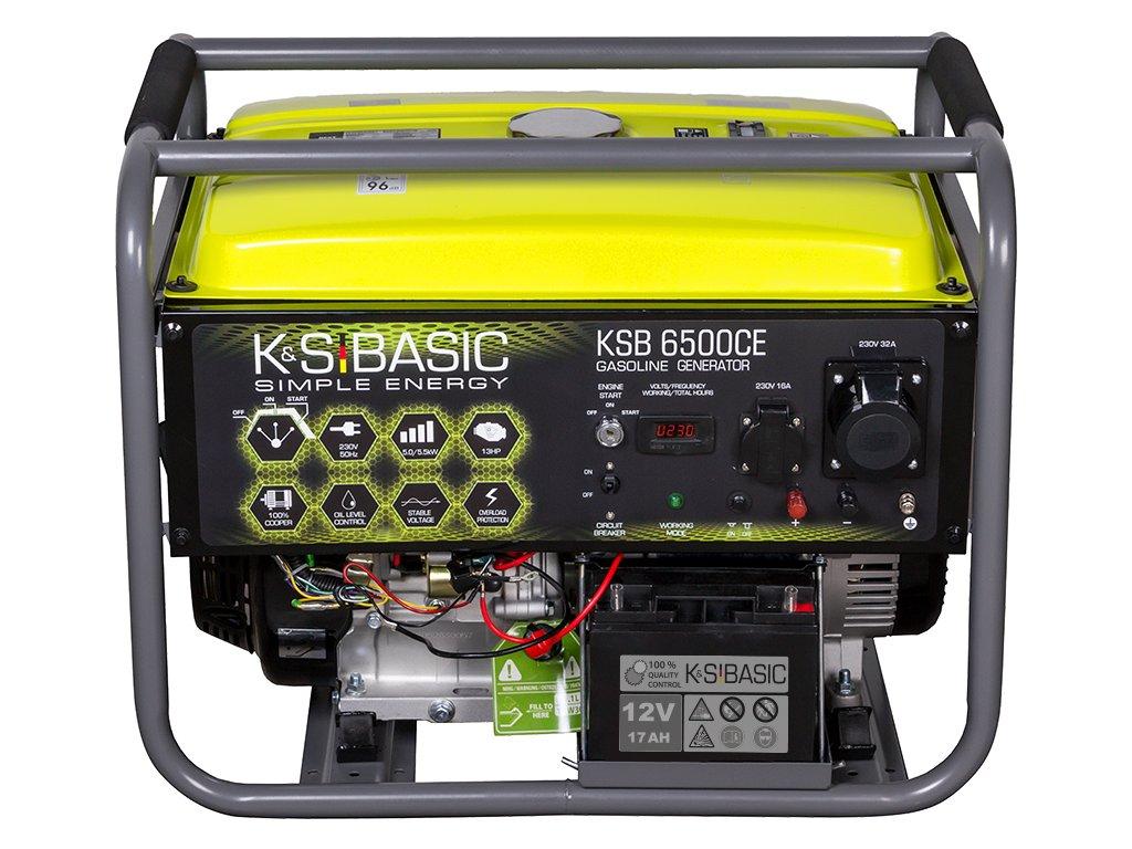 KSB 6500CE 2 1