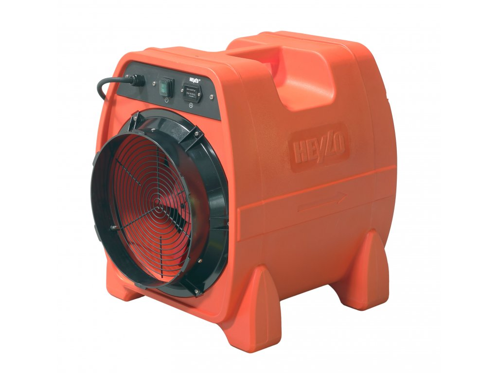 Axialluefter PowerVent3000 Ventilator