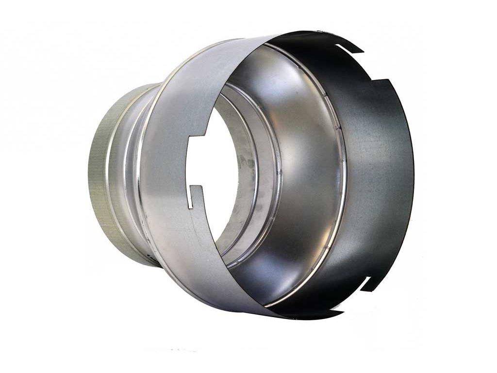 Reduzierung Luftschlauch Ventilator 1200016 19(1)
