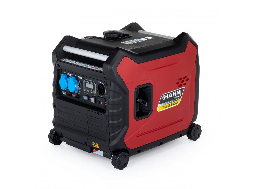 Hahn&Sohn Inverter-Generator IG 3500 - 3 KW