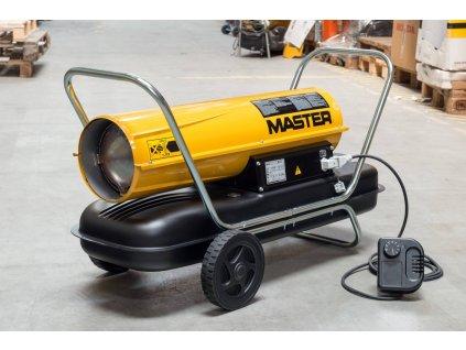 Master B 150 CED Direkter Ölheizer