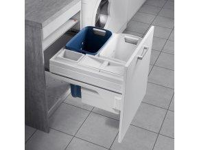 Vestavný prádelní koš Hailo Laundry Carrier 3270-60