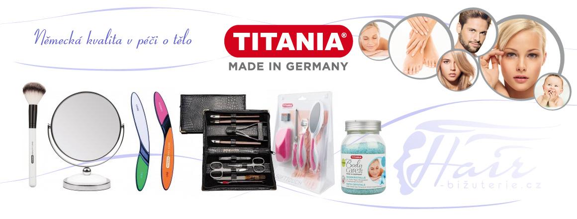 Titania péče o tělo