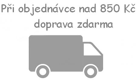 Doprava zdarma od 850