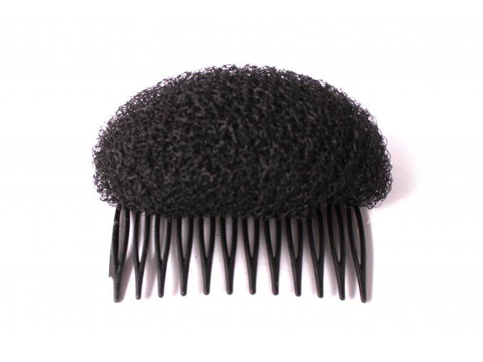 Vycpávka do vlasů s hřebínkem