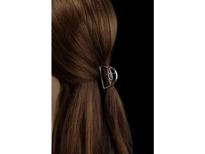 Kovový skřipec do vlasů