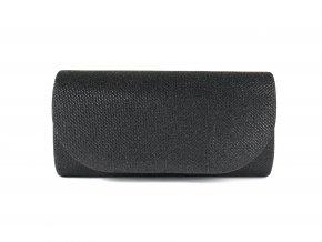 Černá kabelka  - psaníčko
