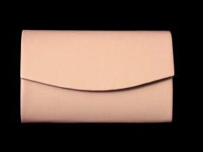 Béžová kabelka - psaníčko