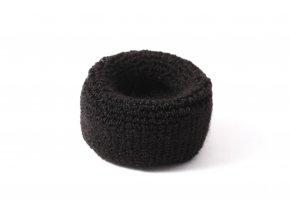 Froté gumička černá