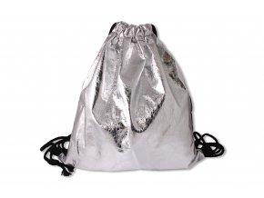 Vak na záda - stříbrné barvy