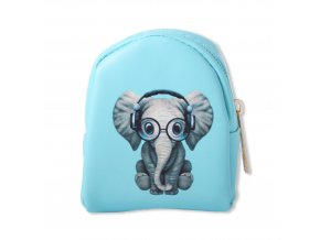 Dětská peněženka se slonem