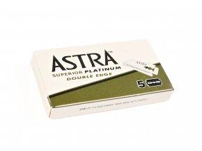 Žiletky Astra platinum