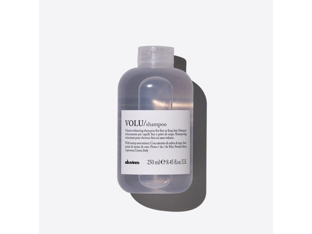 75052 ESSENTIAL HAIRCARE VOLU Shampoo 250ml Davines 2fd567d5 624f 4bc9 9408 23f6aa6e518c 2000x
