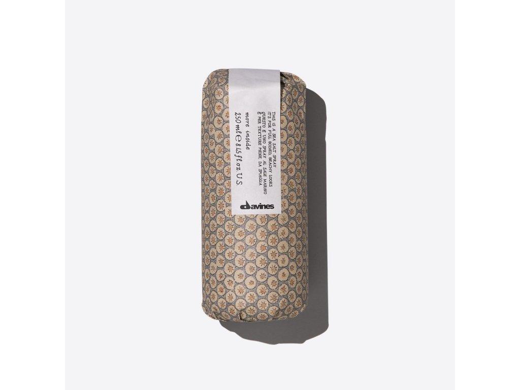 87085 MORE INSIDE Sea Salt Spray 250ml Davines 2000x