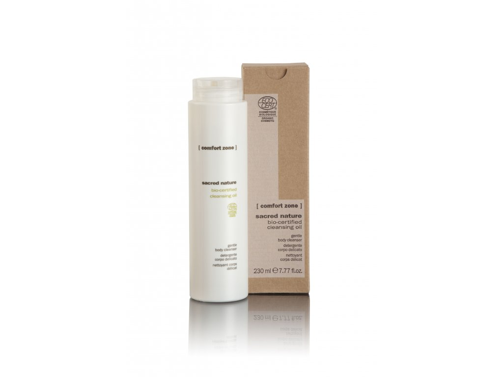 10379 SACRED NATURE CLEANSING OIL () BODY 230 ML high