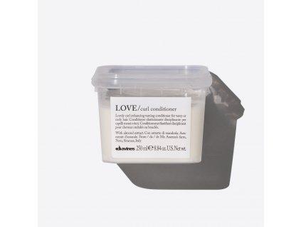 75527 ESSENTIAL HAIRCARE LOVE CURL Conditioner 250ml Davines 2000x