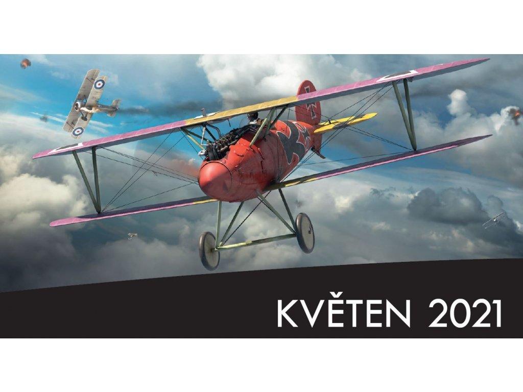 7406 Albatros D.V 1 72 Weekend