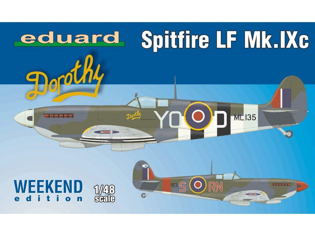 84151 Spitfire LF Mk.IXc Weekend